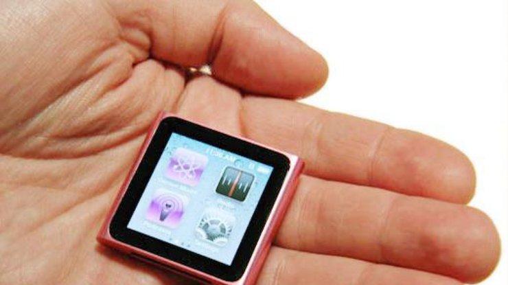 Apple оформила патент нановый iPhone