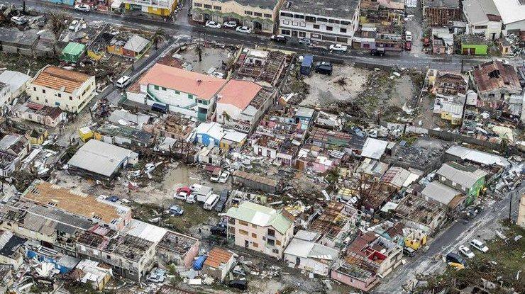 Американские кондитеры сделали торты, посвященные урагану «Ирма»