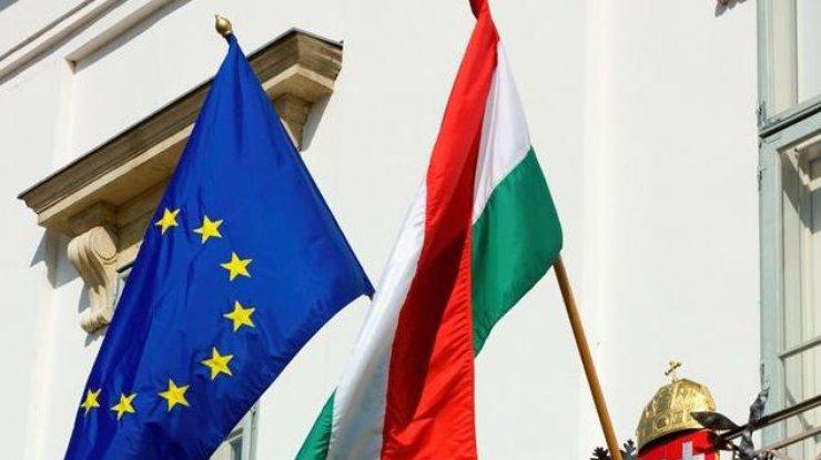 Венгрия отказывается поддерживать государство Украину  в интернациональных  организациях