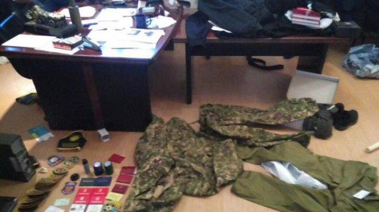 ВОдессе преступники кошмарили иностранцев вформе СБУ