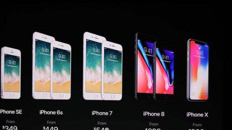 Всеть утекли результаты бенчмарка iPhone счипом A11