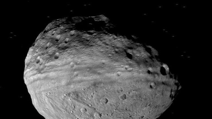 Веста- крупнейший по размерам и массе астероид