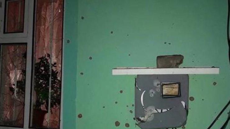 НаХарьковщине водвор частного дома бросили гранату