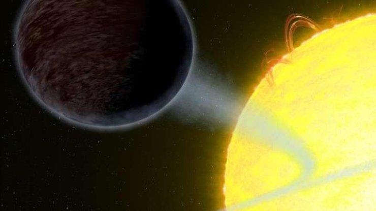 Астрономы обнаружили самую темную планету вГалактике