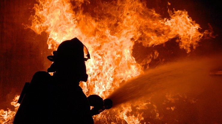 ГСЧС: Ночью наЗакарпатье сгорела база отдыха