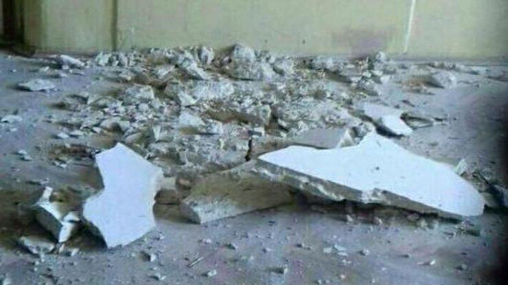 Корреспонденты «Самопомичи» резко поменяли тон, рассуждая обобвале потолка вльвовской гимназии