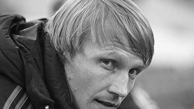 ВКиеве открыли монумент погибшему полузащитнику «Динамо» Гусину