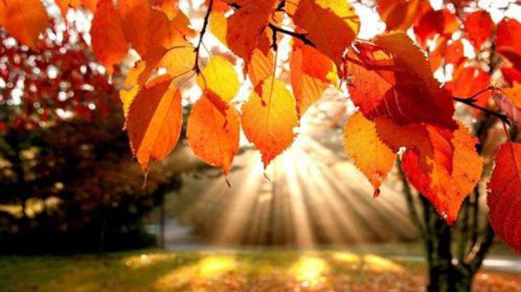 НаЗемле наступил день осеннего равноденствия