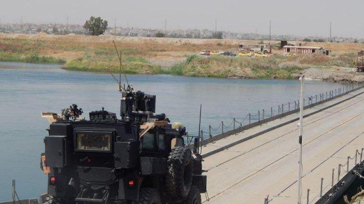 Исламские террористы изгруппировки атаковали базу США вИраке