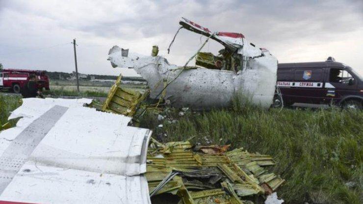 5 стран подписали соглашение покрушению самолета MH17