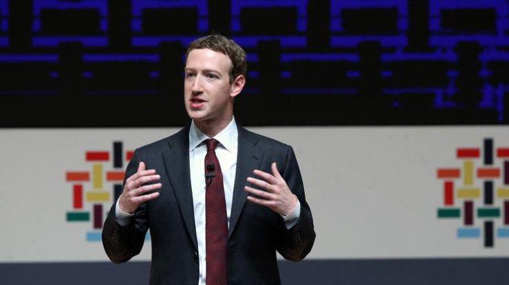 Цукерберг: фейсбук помогает Германии избежать вмешательства ввыборы