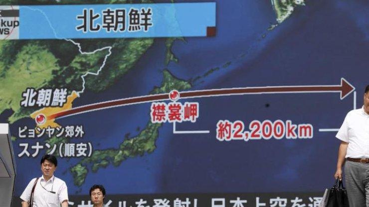 ВКНДР сообщили о«неизбежности ракетного удара поСША»