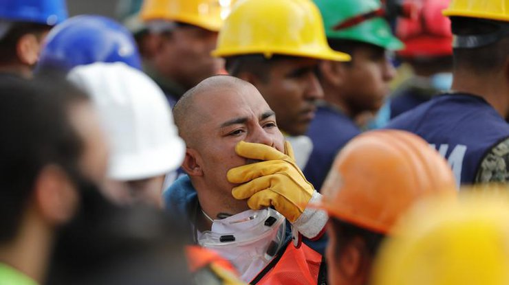 Российская Федерация несомненно поможет пострадавшей отземлетрясения Мексике