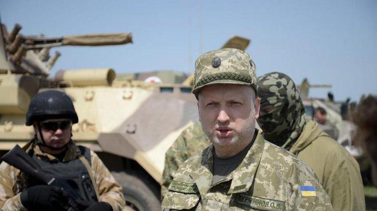 Турчинов: Путин демонстрирует готовность квойне