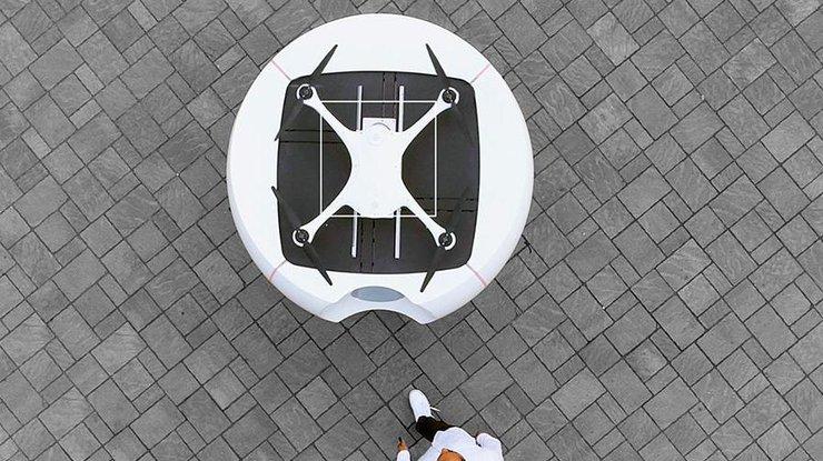 ВШвейцарии появится автономный флот дронов для доставки грузов