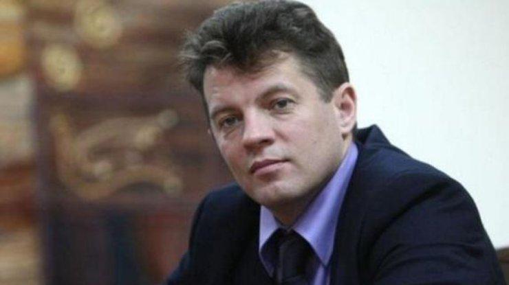 Мосгорсуд продлил срок задержания Сущенко надва месяца