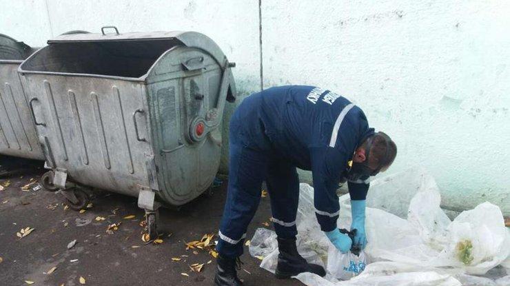 ВХмельницком выбросили вмусорный контейнер 8кг ртути
