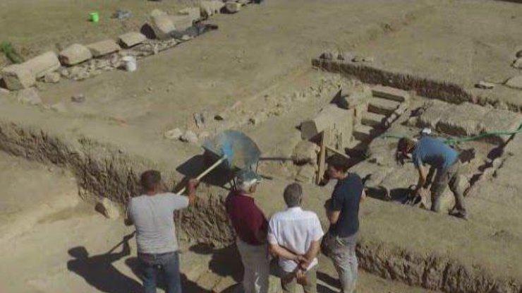 Находка века: потерянный храм Артемиды отыскали ученые