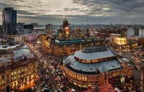 В Киеве увеличилось количество жителей