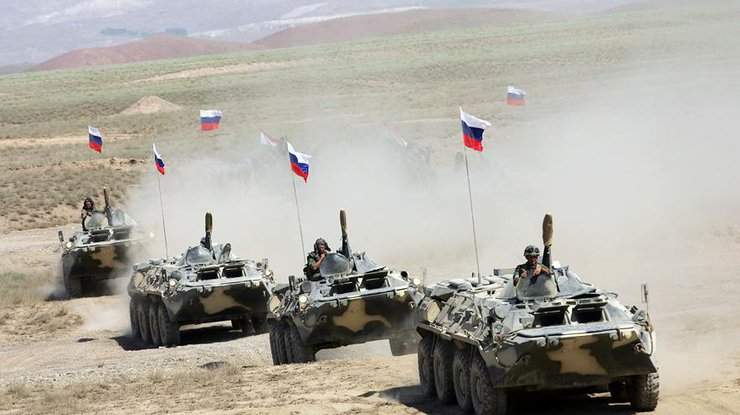 Путин начал вКрыму очередные военные учения