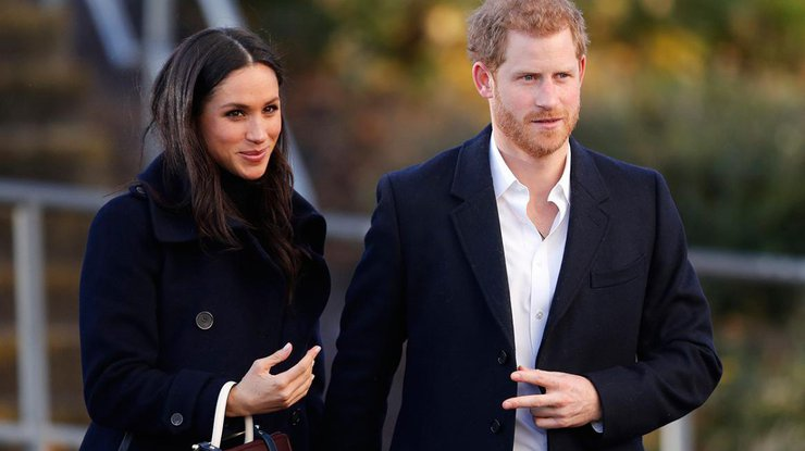 Невеста принца Гарри Меган Маркл удалила все свои страницы в социальных сетях