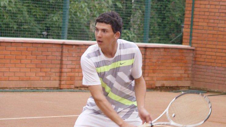 Украинского теннисиста отстранили от состязаний из-за допинга