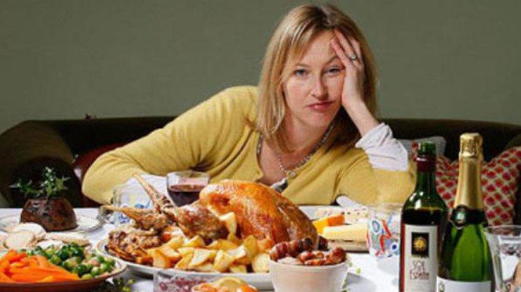 как правильно снизить вес после новогодних праздников