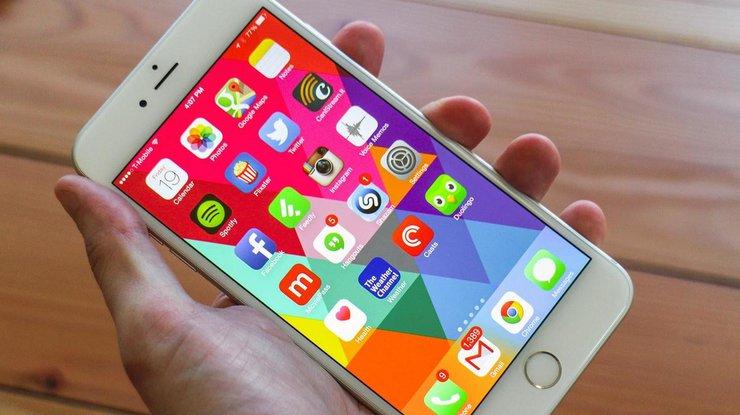 Новое обновление сдерживает  iPhone вдвое
