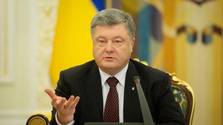 Порошенко поведал  о задуманных  изменениях вУкраинском государстве  в нынешнем году