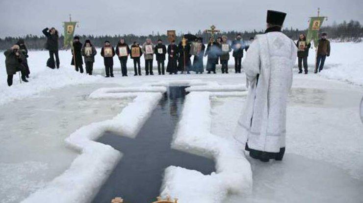 Практически 60 мест для крещенских купаний оборудовано в столице России