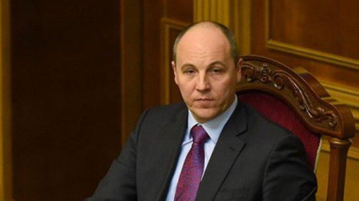 Парубий поручил разработать проект оСЭЗ ваннексированном Крыму