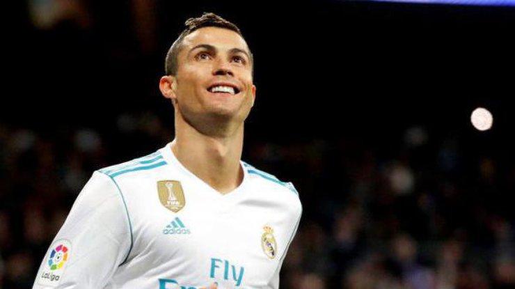 Роналду: «2017 год был невероятным»