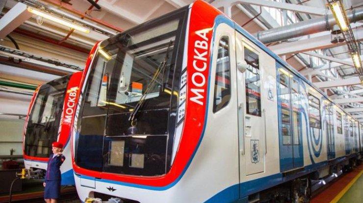 Движение нафиолетовой ветке метро столицы затруднено