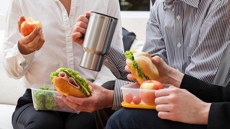 Чем перекусывать на работе чтобы похудеть