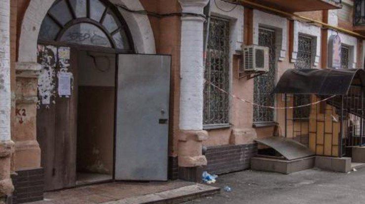 Вночь наРождество вКиеве наПодоле случилось кровавое убийство