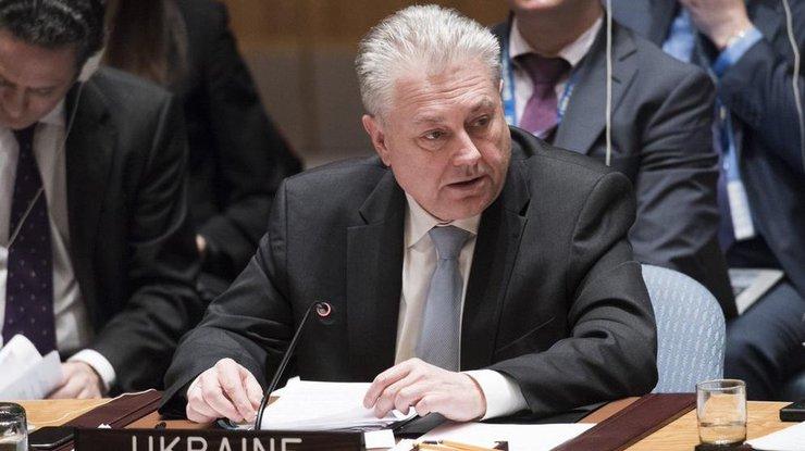Ельченко: Украина будет подавать вмеждународной Организации Объединенных Наций (ООН) новые резолюции поКрыму