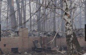 Фото: Последствия взрывов на складе (facebook.com/nationalcorpschernihiv)