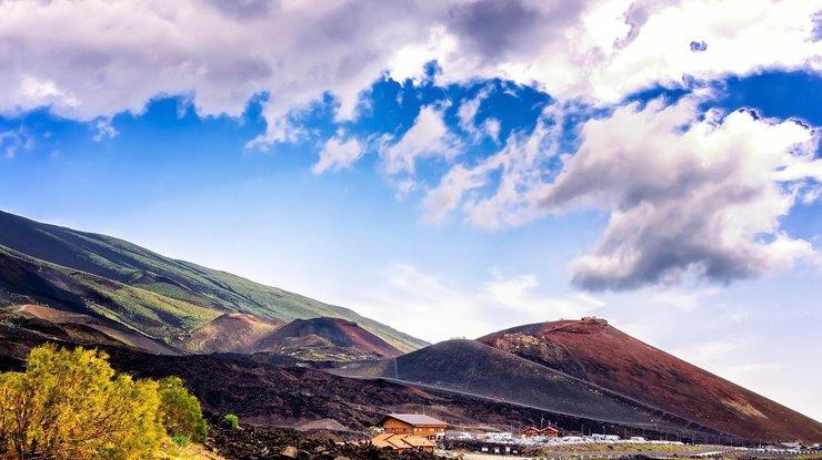 Вулкан Этна / Фото: pixabay