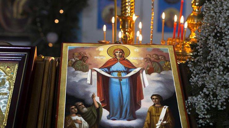 Фото: Покров Пресвятой Богородицы