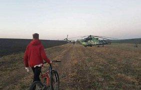 Фото с места ЧП: Мария Лехова в Facebook.