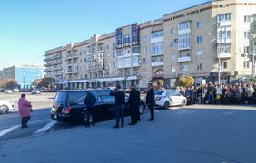 Похороны Марины Поплавской / Фото: zhitomir.info