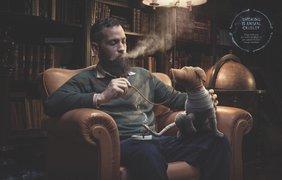 Фото: Курение - это жестокое обращение с животными. У собак и кошек вдвое больше шансов заболеть раком, если их владелец курит