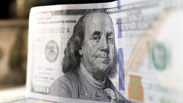 Курс доллара вгосударстве Украина  продолжает падать