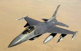 Истребители F-16C. Фото: U.S. Air Force photo by Master Sgt. Andy Dunaway/Released