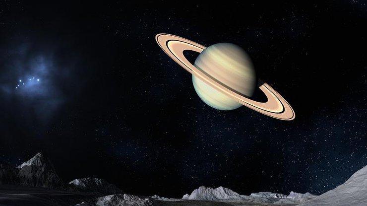 Сатурн засасывает собственные кольца— Ученые