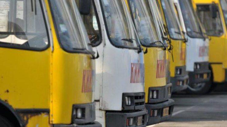 ВХерсоне маршрутчики самовольного подняли плату запроезд: вгороде транспортный коллапс