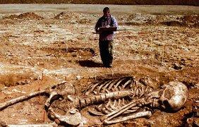 Фото: adme.ru / Фотографии 10-метровых скелетов, найденных по всему миру