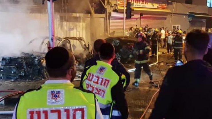 В Израиле прогремел взрыв