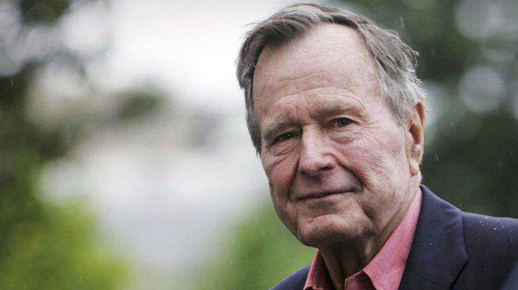 Скончался прошлый президент США Джордж Буш-старший