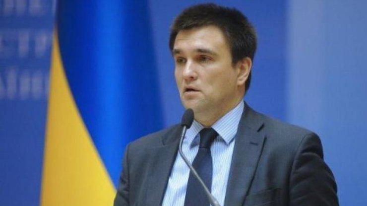 Климкин предложилЕС «креативные санкции» вотношении Российской Федерации